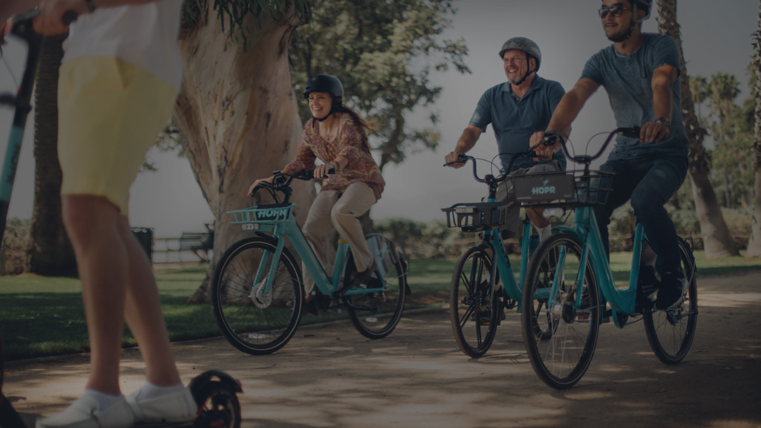 We power micro-mobility. Join our network to bring shared bikes and scooters to your community.